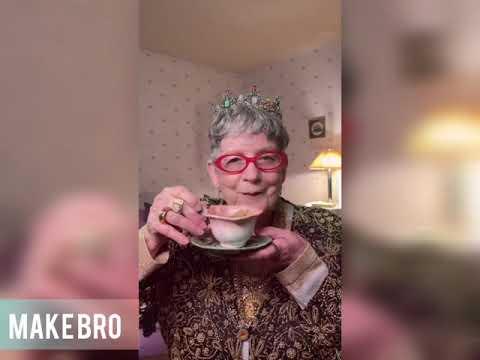 Бабушка скачала TikTok 😂😂😂