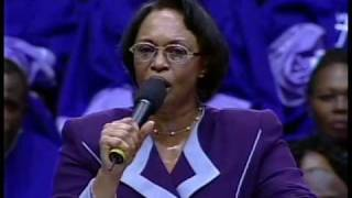 Pastor Jackie McCullough - I Have A Reason To Hope - Pt. 2