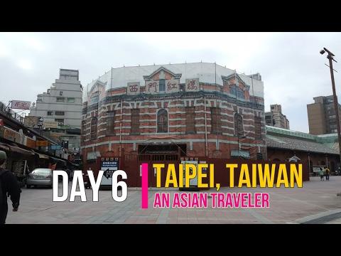 Taipei, Taiwan Travel 2017 Day 6