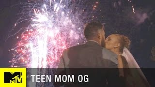 'Maci & Taylor Get Married!' Official Bonus Clip | Teen Mom (Season 6) | MTV