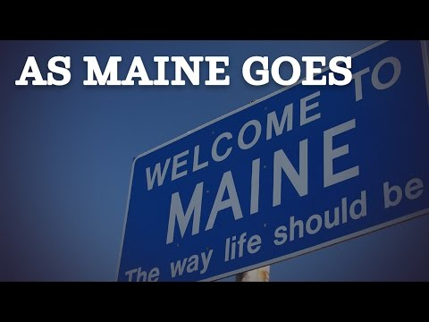 Episode Three: As Maine Goes (Ranked Choice Voting, The Spoiler Effect, and Negative Campaigns)