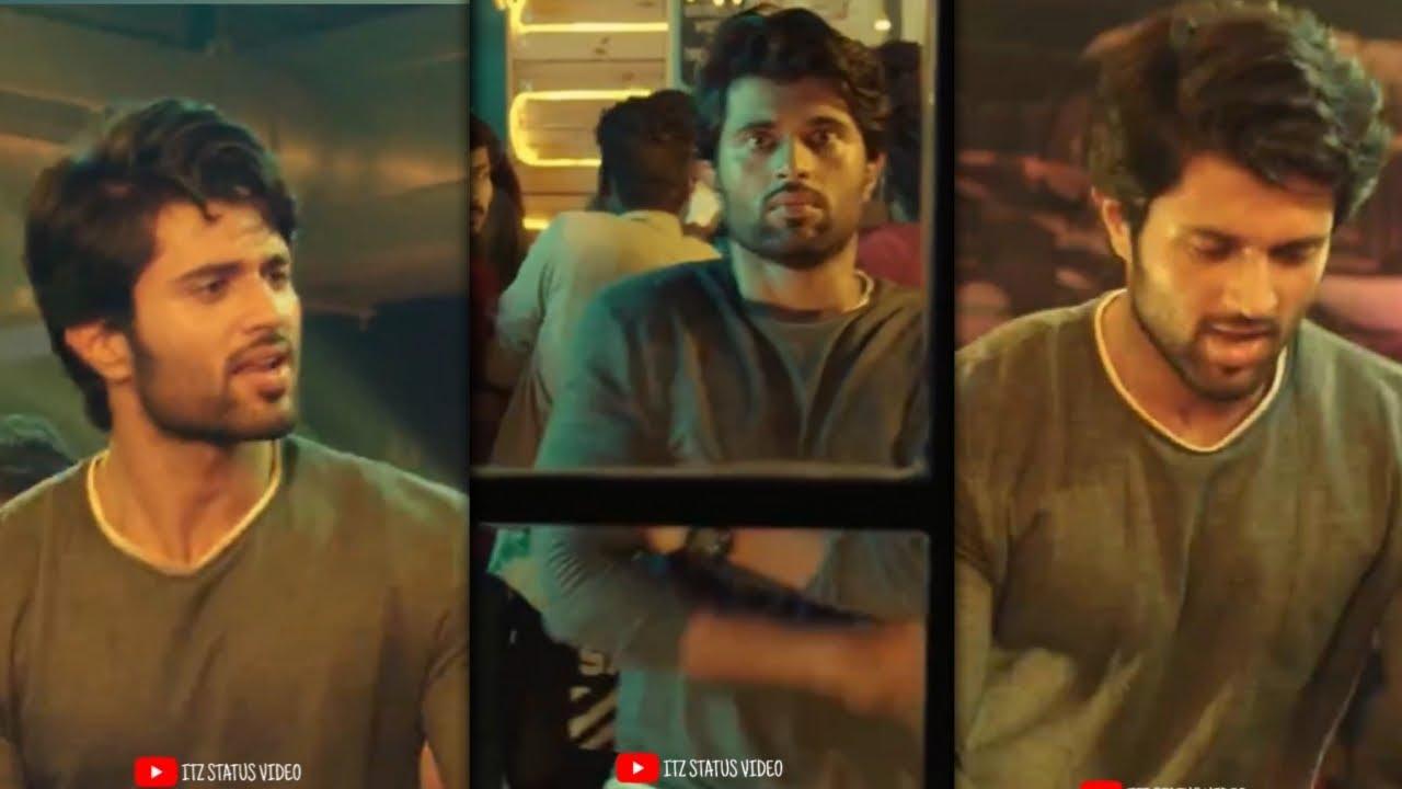 Vijay Devarkonda Full screen status video | Vijay Devarkonda attitude Whatsapp status