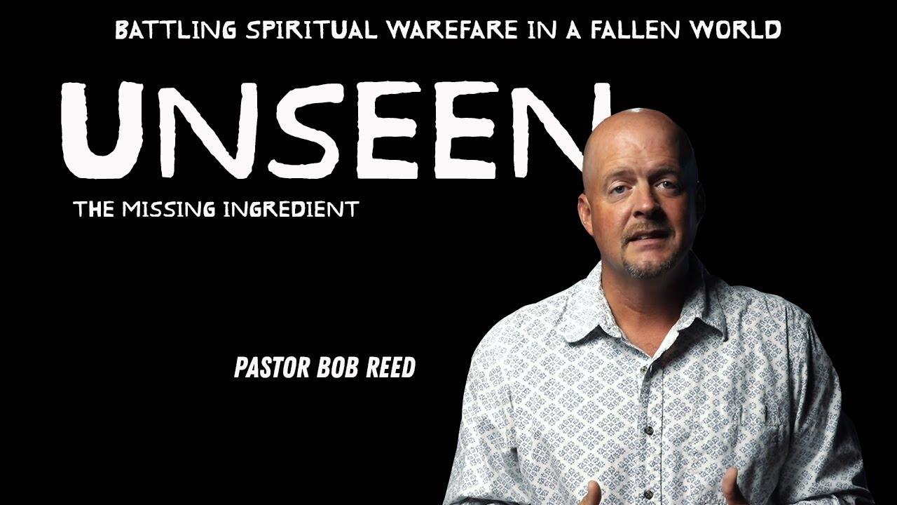 UNSEEN | The Missing Ingredient (Week 4)