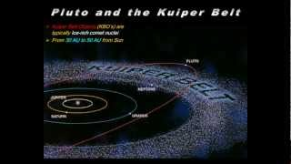 Formation of the Solar System Part 3