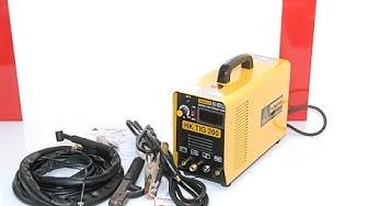 Máy hàn điện tử Hồng Ký HK Tig 200 -  MMA & TiG inverter DC Welding Machine