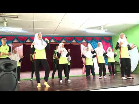 SMK Putatan Senamrobik- Nakal Nakal Nakal + Enak Susunya Mama