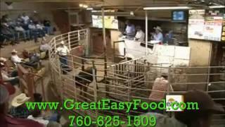 Go Foods Global ~ *Texas & Oklahoma Ranchers Farmers Facing Rough Times* ~ www.GreatEasyFood.com