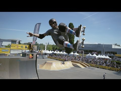 NL Contest 2017 | Skateboard Vert Competition | Day 3 Highlights | Sony a7S II (HD)
