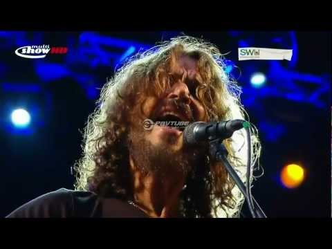 Fell on black days unplugged  Chris Cornell HD