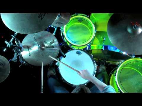 Wolfstone - Quinie Fae Ryhnie(DC Drum Cover)