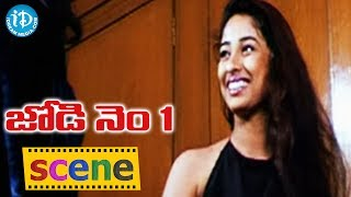 Repeat youtube video Anju Wearing Saree Romantic Scene | Romance of the Day 23 | Telugu