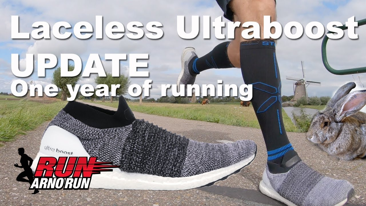 Laceless UltraBoost Update after 1 year