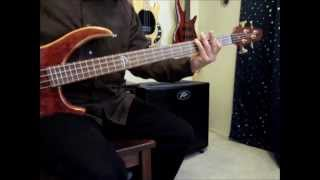 The Power Station - We Fight For Love Bass Lesson and Tabulature