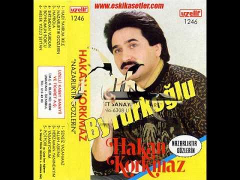 Hakan Korkmaz - Boynumun Borcu 1990 www.eskikasetler.com