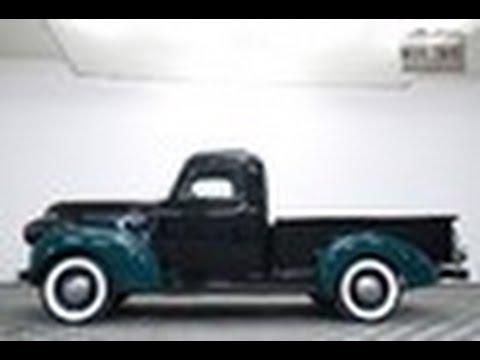 1942 CHEVROLET TRUCK 16K ORIGINAL MILES. Frame off Restored! - for ...