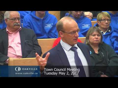 Special Council meeting of May 2, 2017