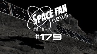 Hubble Suggests Water Plumes Over Europa; ESA's Rosetta Mission Ends | SFN #179
