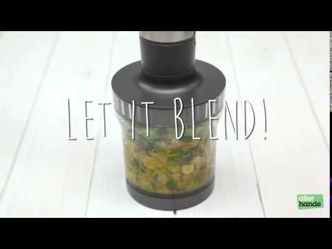 Let it blend: rucola pesto - Allerhande