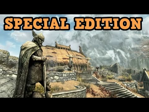 Skyrim SPECIAL Edition Xbox One Let's Play