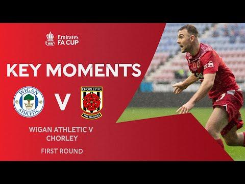 Wigan Chorley Goals And Highlights