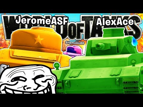 JEROME THAT'S NOT HOW YOU USE THAT! l World Of Tanks #ad