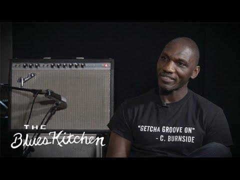 Cedric Burnside On 'RL Burnside' – The Blues Kitchen Presents… [Interview & Performance]