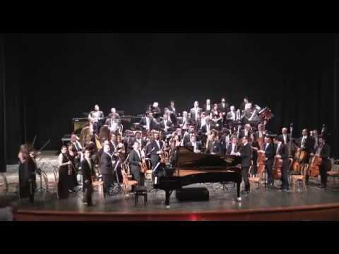 Haiou Zhang plays Sergej Rachmaninov: Piano Concerto No.3 Op. 30