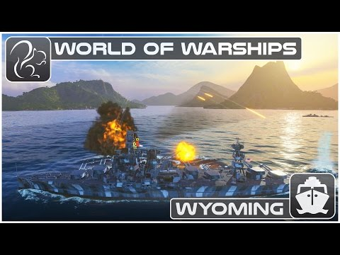 The Grind -- [BB] Wyoming (World of Warships)