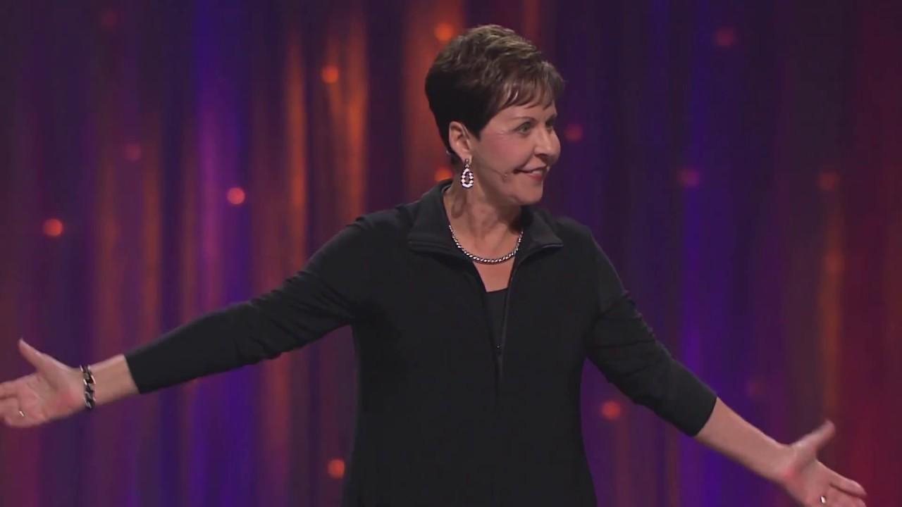 Tanrı sizi seçmediğinde ne yapmalısınız? Bölüm 2 - Joyce Meyer
