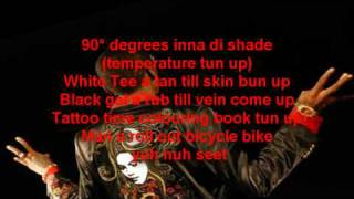 Vybz Kartel - Summer Time (Lyrics)