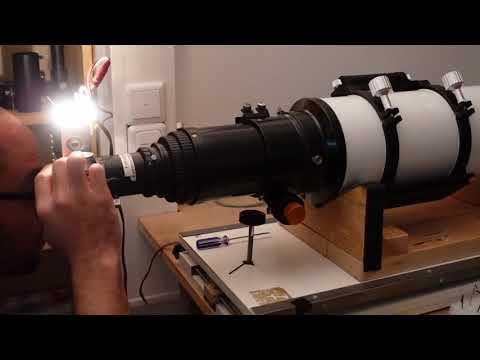 APO Refraktor Teleskop