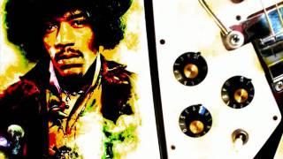Jimi Hendrix - Spanish Castle Magic - Backing track