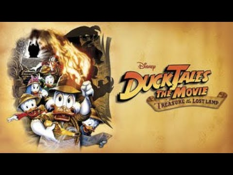 Download Trailer for DuckTales the Movie: Treasure of the Lost Lamp 1990 (Engsub) 720p