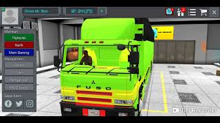 Mod Fuso Lohan Panjang | BUSSID | ReviewMode by Bloo GamerZ