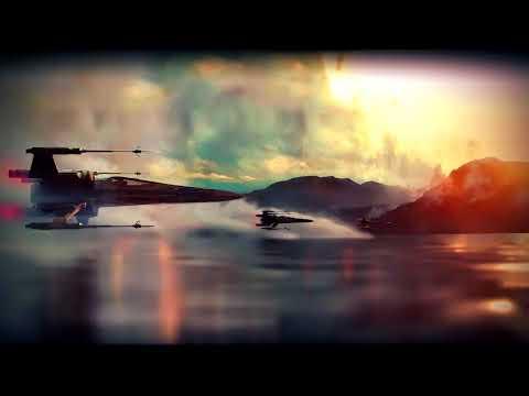 Star Wars - Battle Of Endor Music