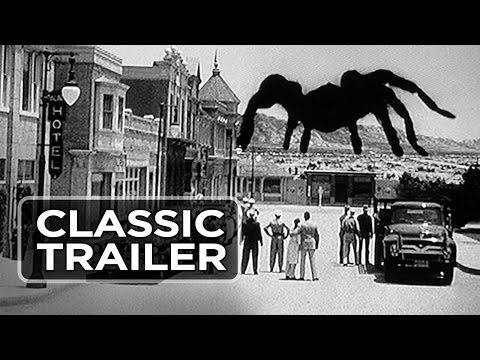 Tarantula Official Trailer #1 - Nestor Paiva Horror Movie (1955) HD