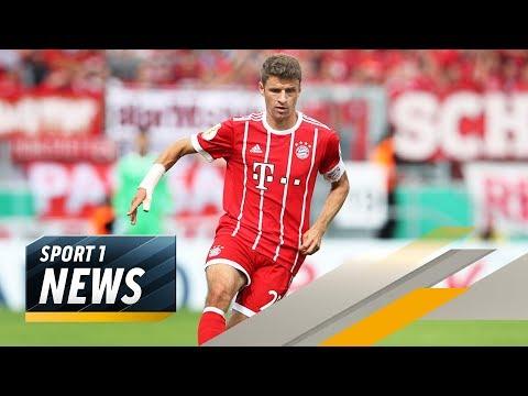 FC Bayern: Heynckes lobt Müller, Boateng spricht über Verletzung | SPORT1 - Der Tag