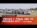 Automovilismo - Fecha 1 - Final TC Mouras - Invitados