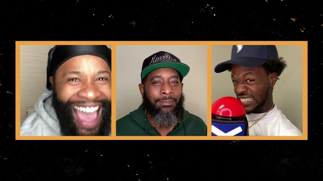 Download Karlous Miller, DC Young Fly & Chico Bean Play Hilarious Rap Trivia Game | Hip Hop Awards '21