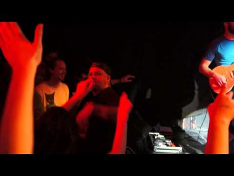 Polkadot Cadaver - Bring Me The Head of Andy Warhol (Live @ Barfly, London, Sept 5 2014)