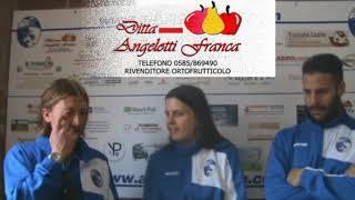 Le interviste post Atl. Etruria - Asta 1-0