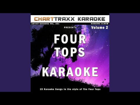 I Believe In You And Me (Karaoke Version In The Style Of The Four Tops)