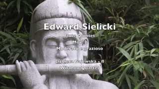 Edward Sielicki - Flute Quintet - Movement 2 Moderato e grazioso