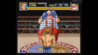 SUPER PUNCH OUT PARTE 3-4/RicardoROMA
