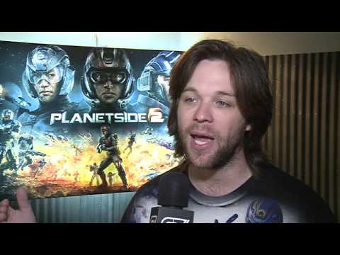 Planetside 2 - Creative Director Interview