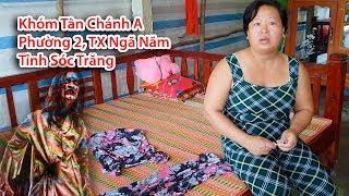 Gia cảnh chị Nhung, nhân vật chính trong 2 clip ma nhập ở Sóc Trăng | Từ thiện Sóc Trăng #5