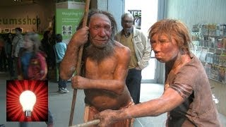 We are more stupid than Neanderthals - This is REAL Genius