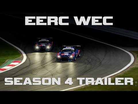 EERC World Endurance Championship Season 4 Trailer