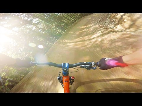 30 minutes of Whistler Bike Park PERFECT CONDITIONS! Downhill MTB - GoPro