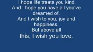 Whitney houston - i will always love ...